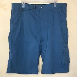 Prana Stretch Zion Cargo Hiking Shorts